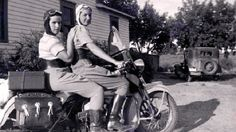 Ten Reasons Why You Should Date a Woman Who Rides a Motorcycle
