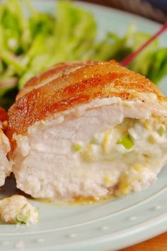 This chicken is POPPIN' OFF! Get the recipe from Delish. MAKE THE CUT: Cuisinart Classic Chef's Knife, $15;amazon.com