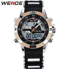 Hot Sale Original...   http://watch-etailer-co-uk.myshopify.com/products/hot-sale-original-weide-men-sports-watch-30-meters-waterproof-silicone-strap-analog-digital-men-quartz-military-watches-relogio?utm_campaign=social_autopilot&utm_source=pin&utm_medium=pin