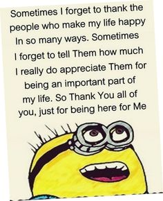 Facetious Minions sayings PM, Thursday April 2016 PDT) - 20 pics - Minion Quotes Cute Quotes, Great Quotes, Inspirational Quotes, We Love Minions, Minion Pictures, Minions Quotes, Minion Humor, Funny Minion, Sunday Quotes