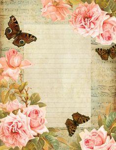 papier a lettre                                                       …