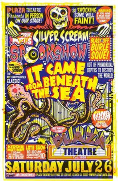 IT Came From Beneath the Sea by ☆Kevegan☆, via Flickr