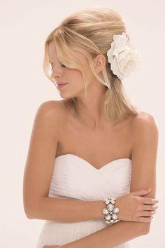 Wedding hairstyles for mid-length hair - Wedding hair: The best wedding hairstyles and bride hair ideas