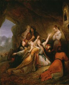 Ary Scheffer Greek Women Imploring at the Virgin of Assistance.jpg
