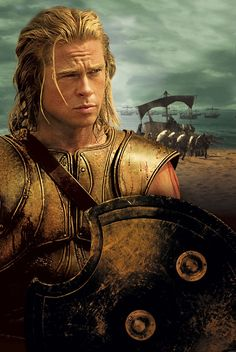 Troy Movie, Movie Tv, Troy Film, Troy Achilles, Brad And Angelina, Character Wallpaper, Film Serie, Ancient Greece, Foto E Video