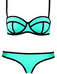 Novelty & Special Use Sexy Lace Bikini Top Green Swimwear Women Solid Push Up Bikinis Set Beachwear Bathing Suit Brazilian Femme Biquini Swimsuit Be Shrewd In Money Matters Traditional & Cultural Wear