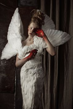 """Fallen Angel III"" by Ekaterina Belinskaya Photography"
