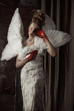 """""""Fallen Angel III"""" by Ekaterina Belinskaya Photography"""