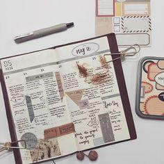 Last week. #mtn #midori #midoritravelersnotebook #midoritravelersnote #travelersnote #travelersnotebook #travelersfactory #classiky #classikytapes #mttape #maskingtape #washitape #stationery #stationerylover #stationeryaddict #journal #journaling #diary #agenda #planner #plannergirl #plannerlove #planneraddict #stamps #hobonichi #트래블러스노트 #미도리 #다이어리