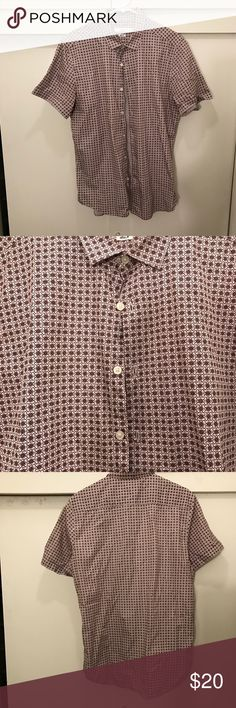Topman Men's Button Up Topman Button Up. Slim fit. No rips, tears or stains. 10/10 Topman Shirts Dress Shirts