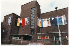 Paets van Troostwijkstraat 81, bibliotheek Laakkwartier, filiaal van de Openbare Leeszaal en Laakkwartier