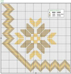 Hardanger Embroidery, Learn Embroidery, Embroidery Stitches, Embroidery Patterns, Hand Embroidery, Cross Stitch Patterns, Broderie Bargello, Bargello Needlepoint, Needlepoint Stitches
