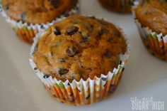 Pumpkin Chocolate Chip Muffins. I am going to try this with our Pumpkin Scone Mix. https://www.iveta.com/Pumpkin_spice_Scone_Mix_p/5113.htm