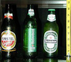 I enjoy them all - Heineken, Amstel and Heineken Light