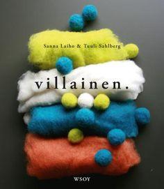 Villainen - Tuuli Sahlberg, Sanna Laiho - #kirja