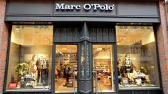 Marc O'Polo is a German casual lifestyle clothing brand of Swedish heritage... and they really care about store design.