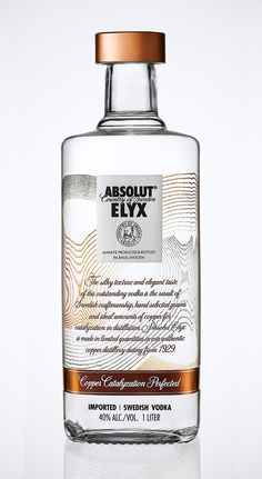 Absolut Vodka : une selection de packaging design et innovants