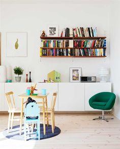 A home in Sweden. Photo by Björn Nordström for Hus & Hem.