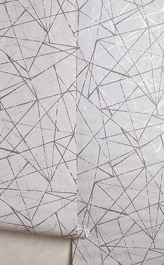 Metallic Angles Wallpaper #anthrofave