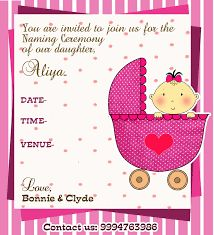 Image result for naming ceremony invites