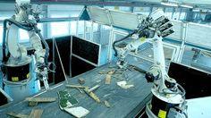 El ZRR identifica los distintos tipos de desechos por medio de un proceso llamado 'fusión de sensores' (ZenRobotics/Cortesía).