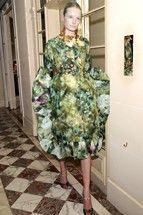 Giambattista Valli Autumn/Winter 2012-13 Paris - Couture - Back stage photos (Vogue.com UK)