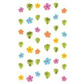 Hibiscus Luau String Decorations - Party City