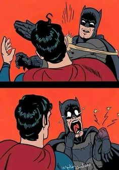Superman is not even trying lol