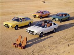 Renault 15 & 17