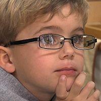 92d9242380ef Toddler boys wearing glasses ❤️