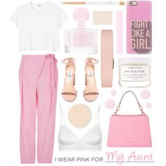 I Wear Pink For My Aunt