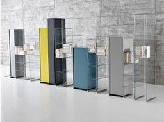 Modular bookcase CITY - Antonio Lupi Design®