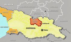 Georgia considera acuerdo ilegal entre Rusia y Abjasia | Soy Armenio