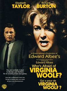 Who's Afraid Of Virginia Woolf | 1966 |