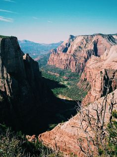 Observation Point is a 8 mile trail in Zion National Park that gains 2,100 feet…