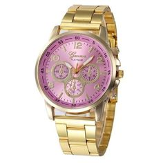 Relogio Feminino Dropshipping Gift Watches Women Stainless Steel Sport Quartz Hour Wrist Analog Watch july27
