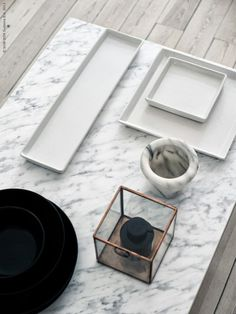 DIY Marble Coffee Table | Possibly Most Favourite IKEA Hack Yet!