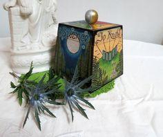Witch's Pyramid Box. $250.00, via Etsy.