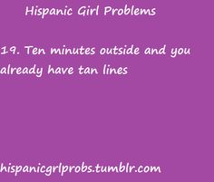 I love hispanic girls