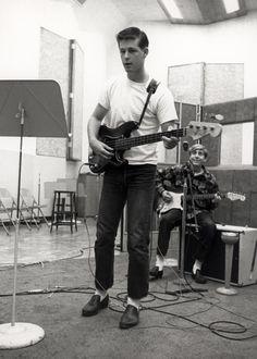 Brian Wilson - Beach Boys - studio2