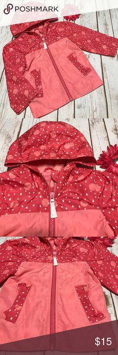 NWOT Girl's 12 Months Spring/Summer Jacket 🌺 Brand New without tags, Girl's size 12 Months Cherokee Spring/Summer Jacket! Non-smoking, Pet-free home! Super cute! Cherokee Jackets & Coats