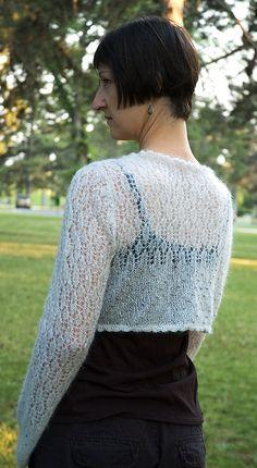 Ravelry: Cobweb pattern by Marie Wallin