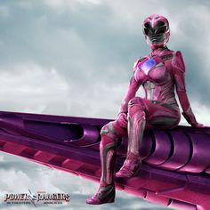 Pink Movie Ranger.