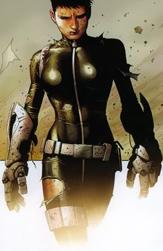 Quake - Marvel Comics - New Warriors - Daisy Johnson - SHIELD