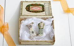 Cash and Wedding Gift Etiquette & Saving Advice & Saving Advice Articles - Wedding Gifts Cash Money Handmade Wedding Gifts, Wedding Gifts For Bride And Groom, Unique Wedding Gifts, Bride Gifts, Diy Wedding, Bride Groom, Wedding Present Ideas, Wedding Ideas, Wedding Gift Etiquette