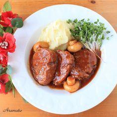 ★簡単!豚ヒレ肉の煮込み ビストロ風★ by 朝まと [クックパッド] 簡単おいしいみんなのレシピが211万品