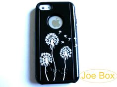 Dandelion OTTERBOX iphone 6 case case cover iphone 6 otterbox by JoeBoxx