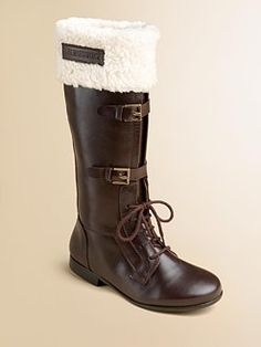 Great Burberry Boots