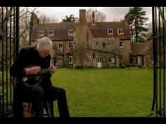 """At Headley Grange, """"Battle of Evermore"""" clip from """"It Might Get Loud"""" 2008."""