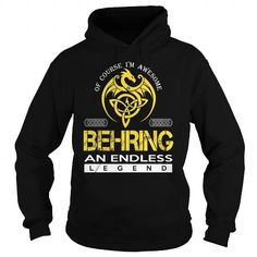 I love it BEHRING - Never Underestimate the power of a BEHRING